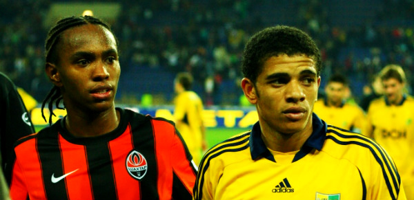 Spelblogg Willian Shakhtar